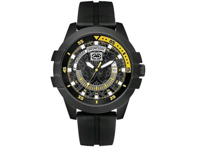 Marc Ecko The E-Go Black Dial Men's watch #E12583G3