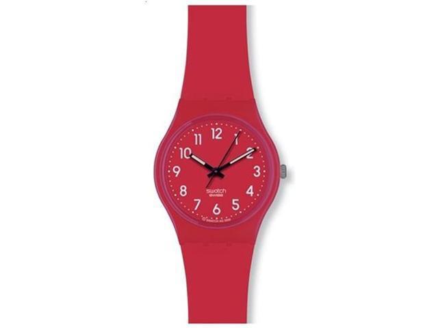 Swatch Originals Cherry-Berry Red Dial Unisex watch #GR154