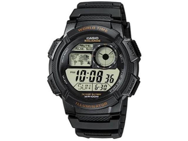 Casio AE1000W-1AV (Men's)