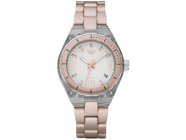 Adidas Originals Aluminum Cambridge White Dial Women's watch #ADH2538