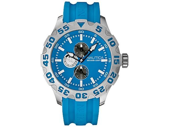 Nautica BFD 100 Multifunction Blue Dial Men's watch #N15579G