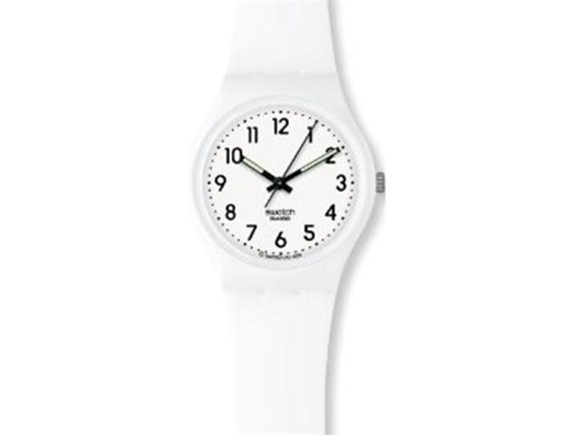 Swatch Originals Gent Just White Watch GW151