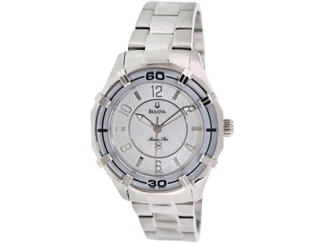 Bulova Marine Star Solano Women's Quartz Watch 96L145