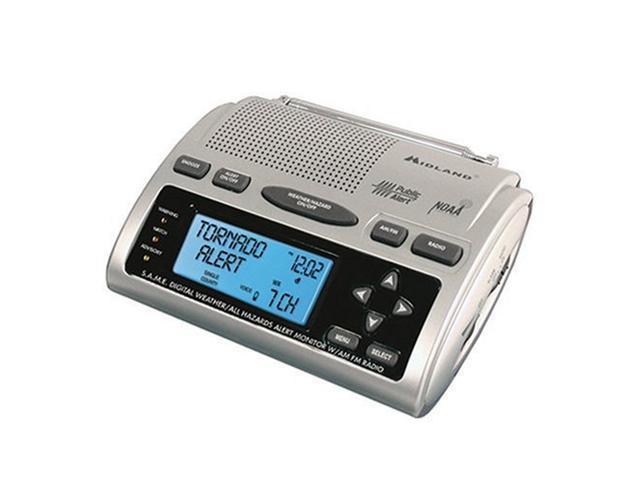 Midland Weather Hazard Radio