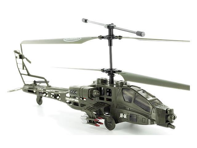 S009 AH-64 Apache