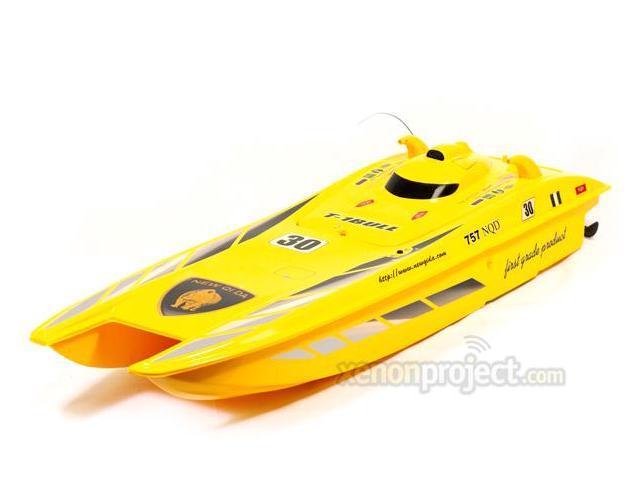 Big Miami Vice Remote Control RC Speed Racing Boat