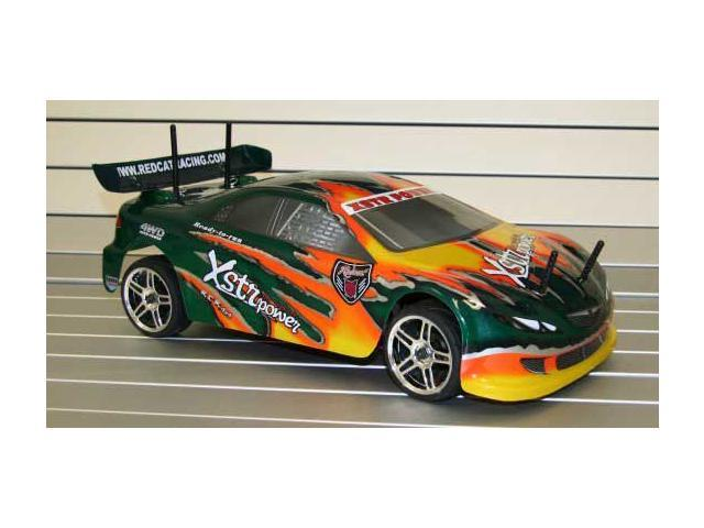 Redcat 1/10 RC Nitro Gas Race Car