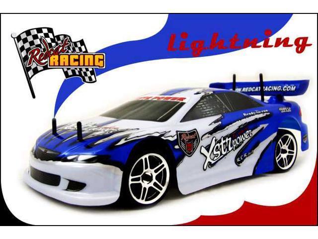 Redcat 1/10 RC Nitro Gas Race Car