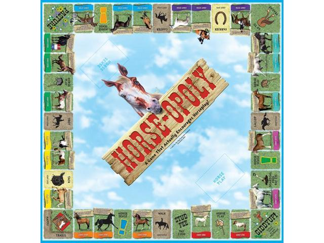 Monopoly: Horse-Opoly
