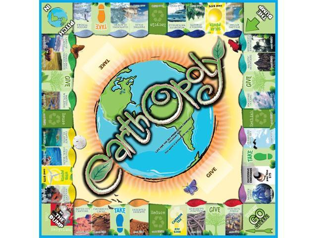 Monopoly: Earth-Opoly