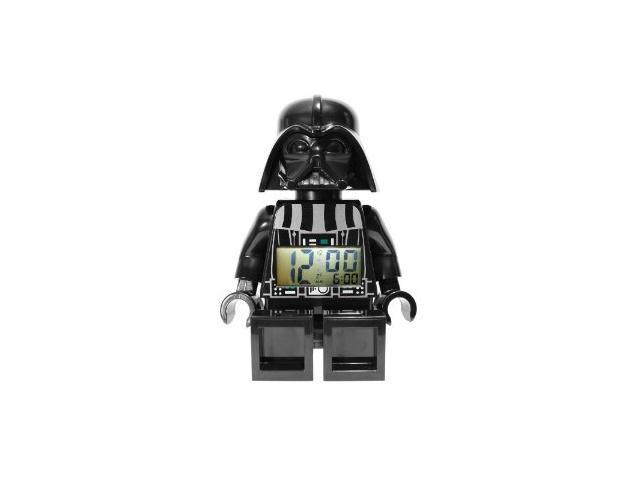 Darth Vader Digital Clock - Lego Star Wars - Building Sets by Lego (9002113)