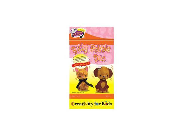 Creativity for Kids: Bitty Bobble Duo