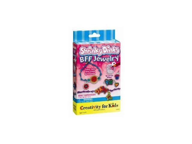 Creativity For kids: Shrinky Dinks Best Friends Jewelry