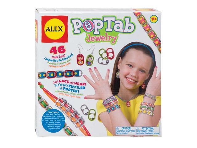 Alex Pop Tab Jewelry