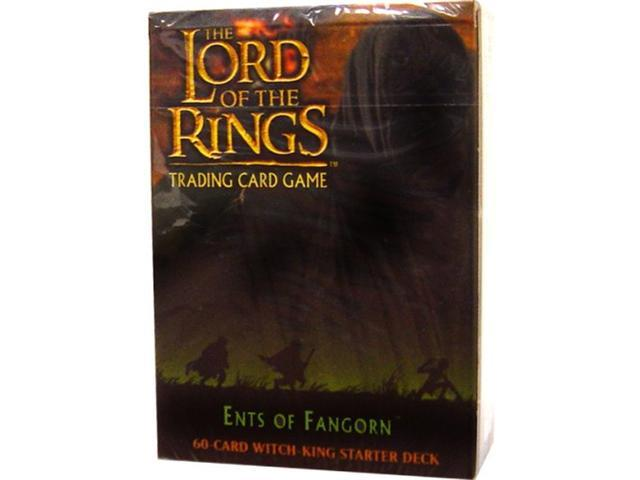 LOTR TCG Ents of Fangorn Witch-King Starter Deck