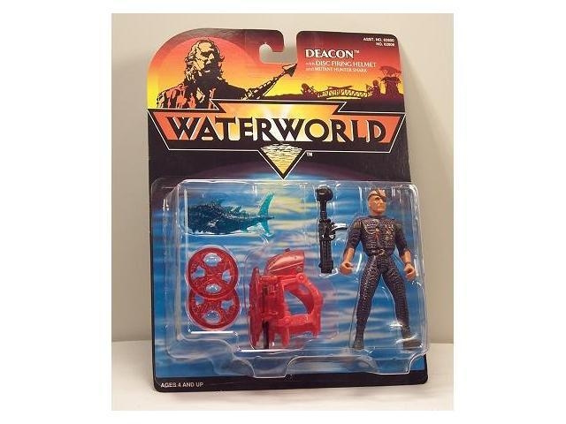 Waterworld Deacon Action Figure