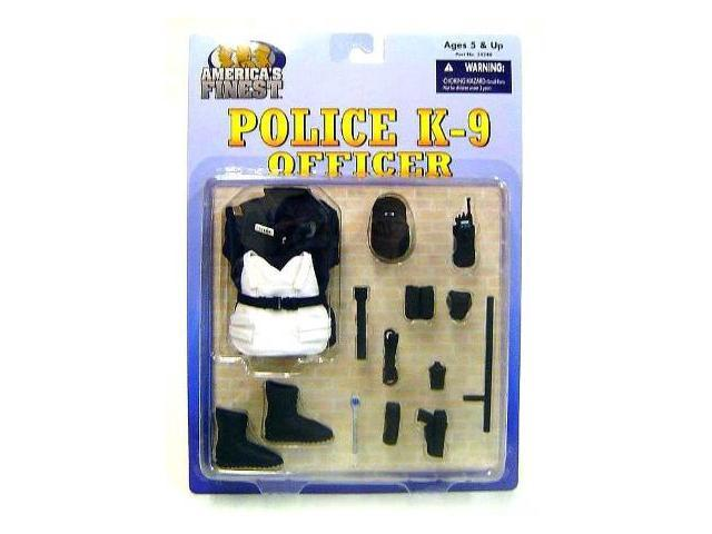 Americas Finest Police K-9 Officer Uniform Set