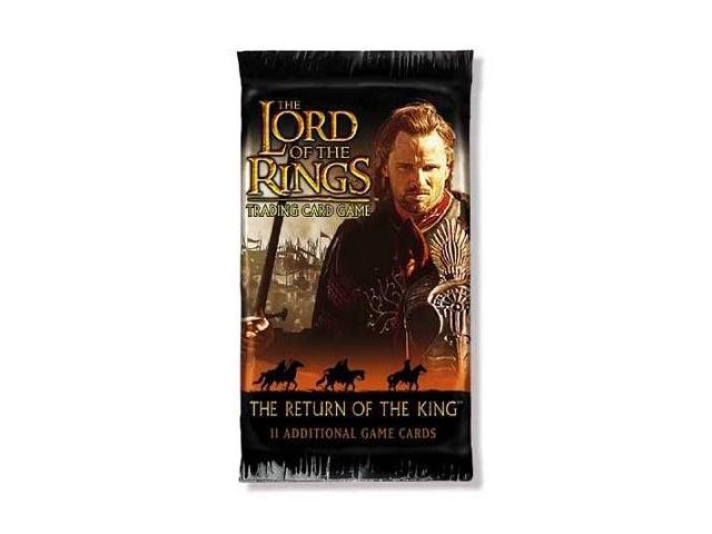 LOTR TCG Return of the King Booster Pack