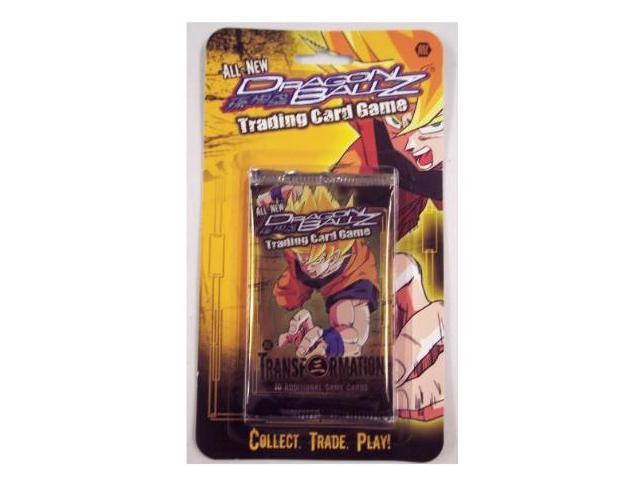 Dragonball Z Transformation Trading Card Game Booster Pack