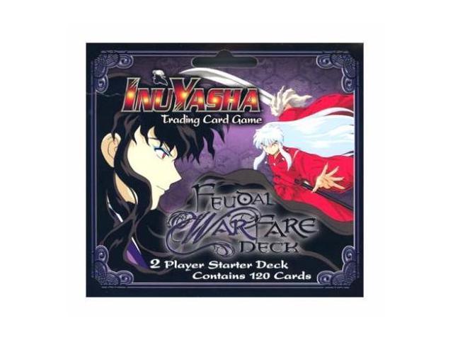 InuYasha Trading Card Game Feudal Warfare Deck