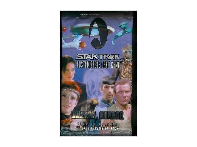 Star Trek CCG Mirror Mirror Booster Packs