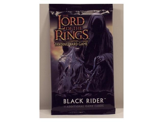 LOTR TCG Black Rider Booster Pack