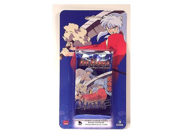InuYasha Trading Card Game Kassen Booster Pack
