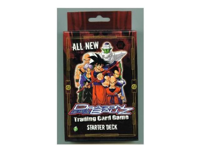 Dragonball Z The Arrival Trading Card Game Starter Deck