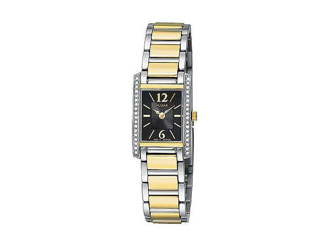 Pulsar Women's Crystal Collection Watch PEGC50