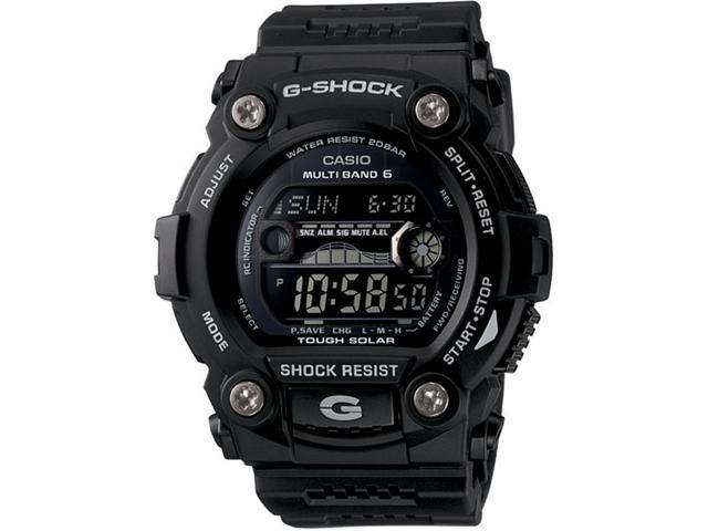 Casio GW7900B-1 Men's G-Shock Solar Atomic G-Rescue Series Watch