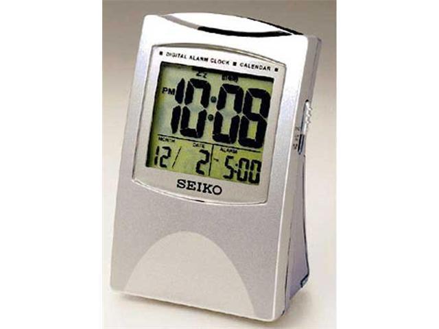 Seiko Clocks Bedside Alarm clock #QHL005SLH