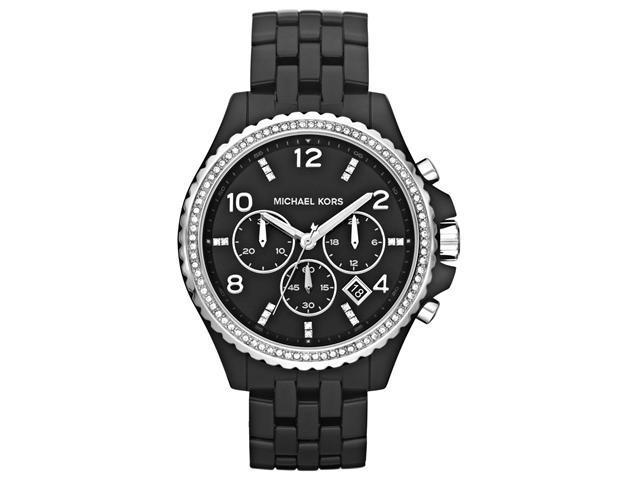 Michael Kors Chrono Quartz Stainless Steel