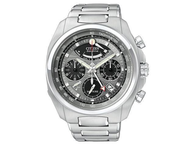 Citizen Eco-Drive Calibre 2100 Grey Dial Men's watch #AV0050-54H