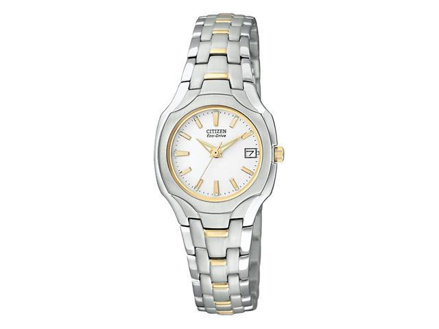 Citizen Ladies Two Tone Dress Watch EW1254-53A