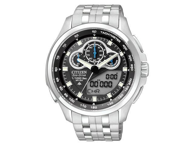 Citizen ProMaster SST Perpetual Calendar Charcoal Dial Men's watch #JW0090-53E