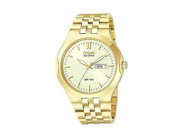 Citizen Men's Eco-Drive Gold Corso Watch BM8402-54P