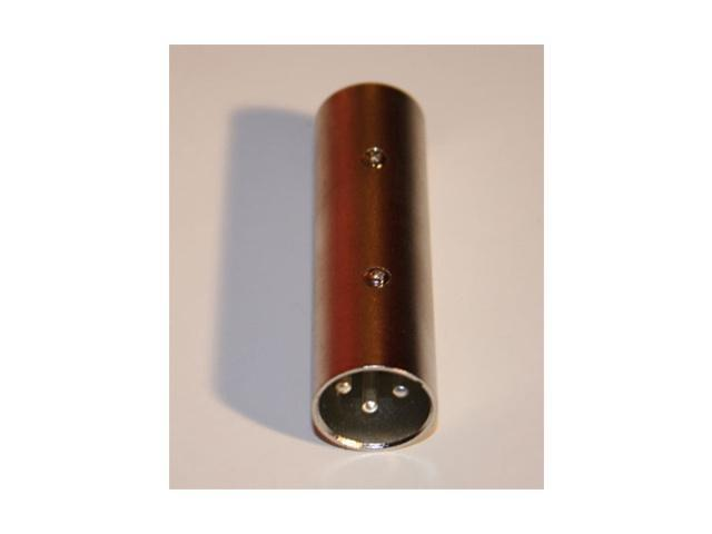 Seismic Audio - XLR Male Pro Audio Coupler Adapter Converter