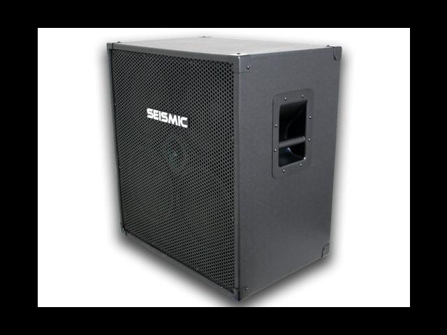 seismic audio 4x10 bass guitar speaker cabinet four 10 inch speakers. Black Bedroom Furniture Sets. Home Design Ideas