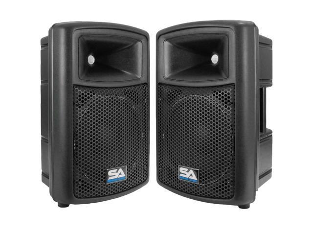 Seismic Audio - NPS-10Pair - Molded Plastic 10