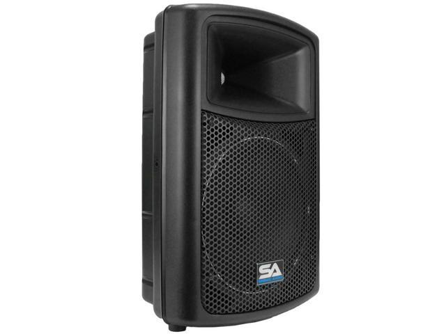 "Seismic Audio - Molded 12"" PA DJ Speaker - 325 watt Molded Cabinet Pro Audio 12"""