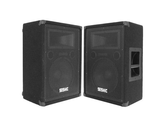 Seismic Audio - FL-10MP - Pair of Premium 10