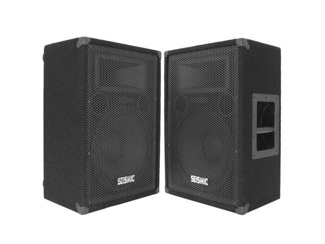 Seismic Audio - FL-12MP - Pair of Premium 12