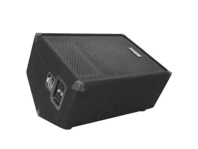 "Seismic Audio - FL-12MPSingle - Single Premium 12"" PA Floor Monitor Speaker"