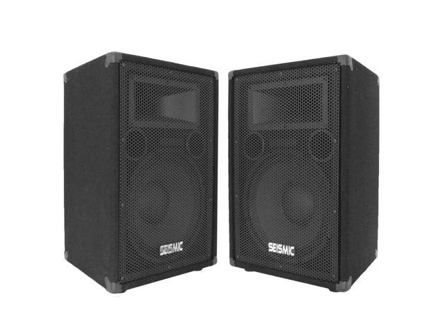 Seismic Audio - FL-12P (Pair) - 12