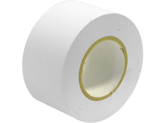 Seismic Audio - SeismicTape-White603 - 3 Inch White Gaffer's Tape - 60 yards per Roll