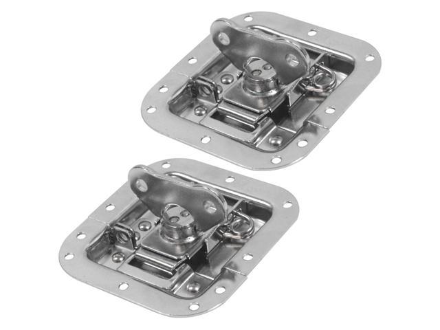 Seismic Audio - SAHW1-Pair - Pair of  Replacement Butterfly Latches for Rack and Pedal Board Cases for use with Pro Audio Gear and Applications