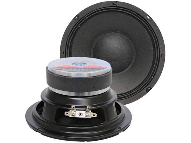 """Seismic Audio - Jolt-6Pair - Pair of 6"""" Bass Guitar Raw Woofers Speaker Driver PRO AUDIO Replacements"""