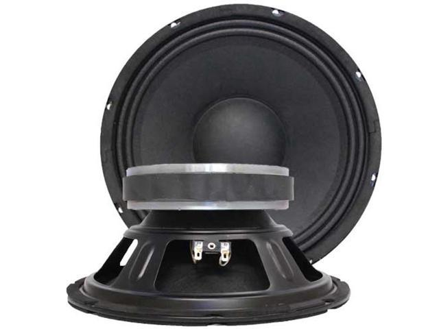 """Seismic Audio - Jolt-10Pair - Pair of 10"""" Bass Guitar Raw Woofers Speaker Driver PRO AUDIO Replacements"""