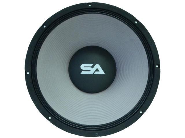 Seismic Audio - 18 Inch 8 ohm Speaker 750 RMS WATTS DRIVER MAGNET WOOFER 18