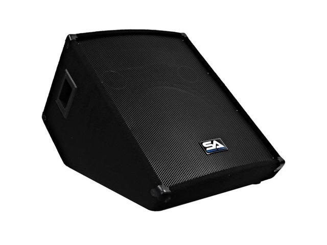 "Seismic Audio - SA-15MT - Single - 15"" Floor/Stage Monitor Wedge Style"